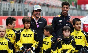 Spanish GP: Thursday's build-up in pictures