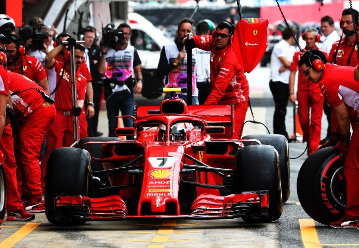 FIA clarifies rules on rear view mirror mountings