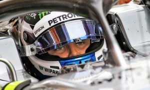 Bottas 'had zero rubber remaining' by end of Spanish GP