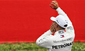 Hamilton and Bottas lock-out Barcelona front row for Mercedes