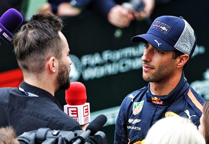 Horner 'Hopeful' Red Bull Will Challenge Ferrari and Mercedes in Spain