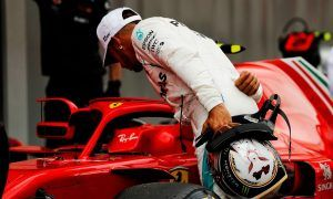 Spanish GP: Saturday's action in pictures