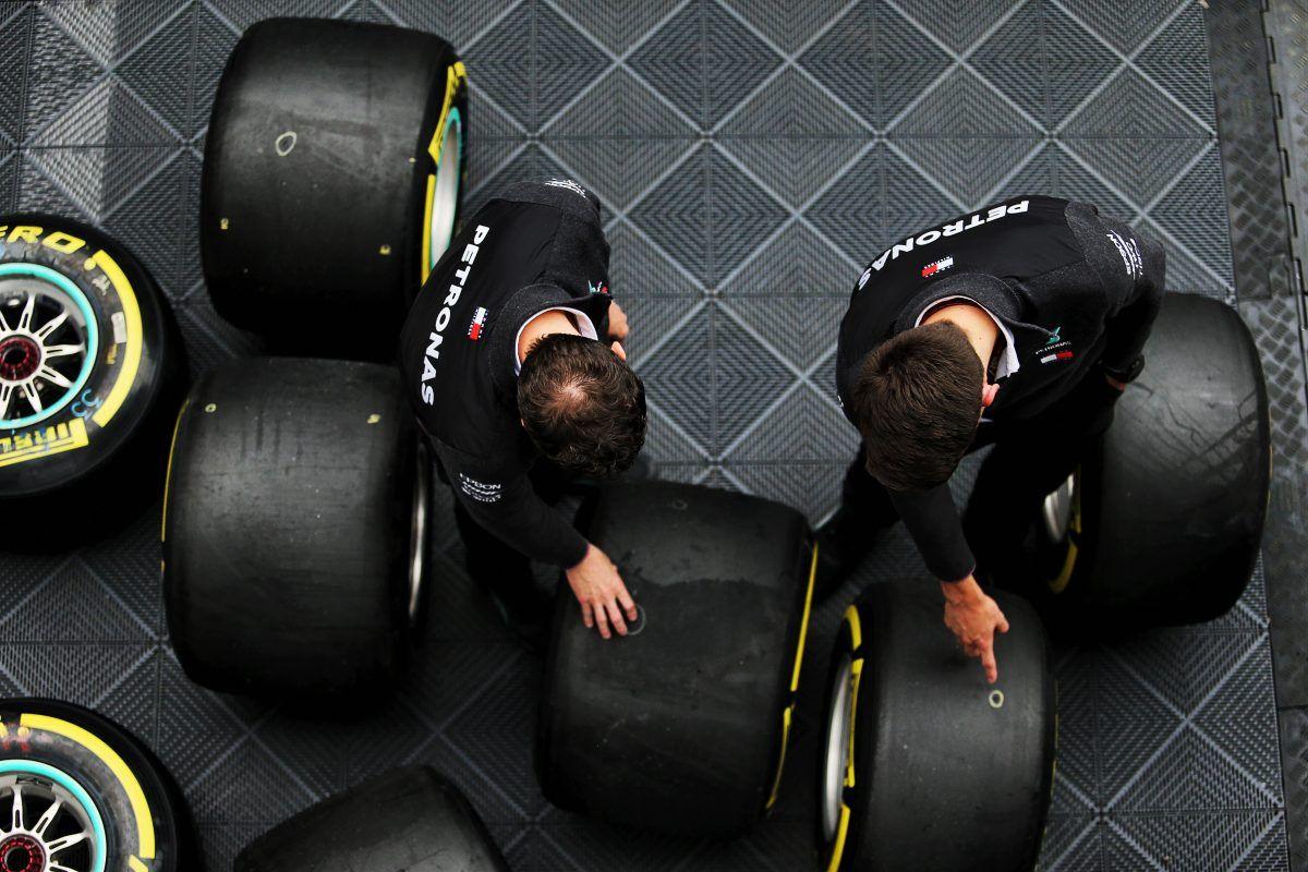 Wolff denies Pirelli helped Mercedes