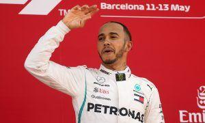 Hamilton finally feeling that winning 'synergy'