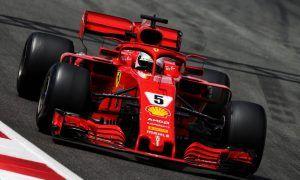 Sebastain Vettel, Ferrari