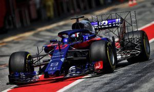 Barcelona in-season test recap: best times and compounds