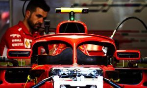 Ferrari reveals revised - and legal - Halo mirrors