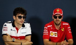 Vettel would welcome Leclerc: 'The hype is justified!'