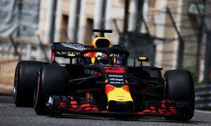 Ricciardo leads Red bull 1-2 in opening practice in Monaco
