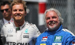 A bout of Rosberg family nostalgia in Monaco