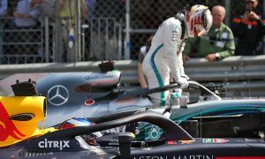 Hamilton keeps hopes alive, but Red Bull 'out of reach'