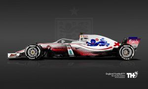 Gallery: A knockout line-up of World Cup F1 liveries