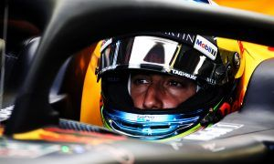 Red Bull's Ricciardo sets the pace in Hockenheim's FP1 session