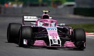 Ocon sets his Sunday sights on Hulkenberg and Renault