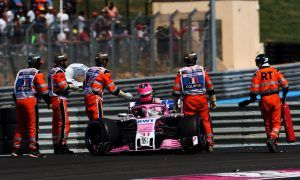 Ocon and Gasly scolded for first lap clash