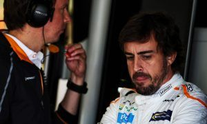 No clear reason for McLaren under-performance - Alonso