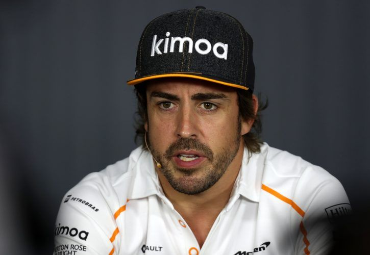 Alonso to start from pit lane in Austria