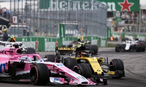 Force India sees Renault now firmly in command of F1's mid-field