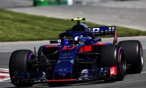 Gasly loses power after reverting to old-spec Honda engine