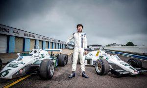 It's a Williams showdown for Guy Martin and Jenson Button!