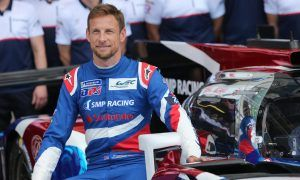 Button happy after venturing into 'another world' at Le Mans