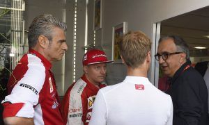 Marchionne: 'Raikkonen misconduct allegations won't affect contract'