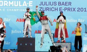 Victory for di Grassi in Zurich as Bird slashes Vergne's points lead