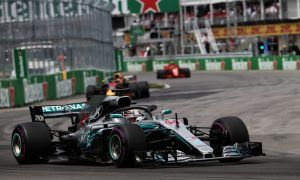 Hamilton 'grateful' to make it to the end following engine worries