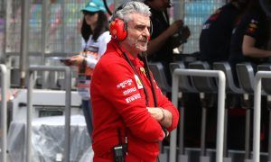 Arrivabene keeping Ferrari's feet on the ground and its head down