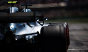 Hamilton frustrated by Mercedes' limited supply of hypersoft tyres