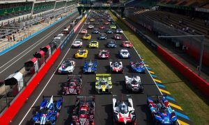 A field of Le Mans contenders ready to roll!