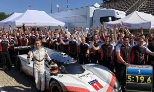 Porsche's 919 Evo crushes Bellof's Nordschleife record!