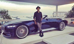 Hamilton eyeing up a new company car?