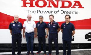Honda boss relishing the opportunity to grow with Red Bull