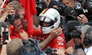 Vettel unhappy with 'short-sighted' F1 fans