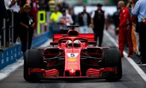 Vettel confident Ferrari can sustain its momentum at Paul Ricard