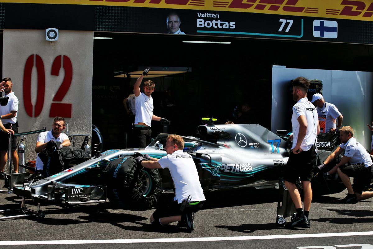 Lewis Hamilton excited to try Mercedes' 'first real serious upgrade'
