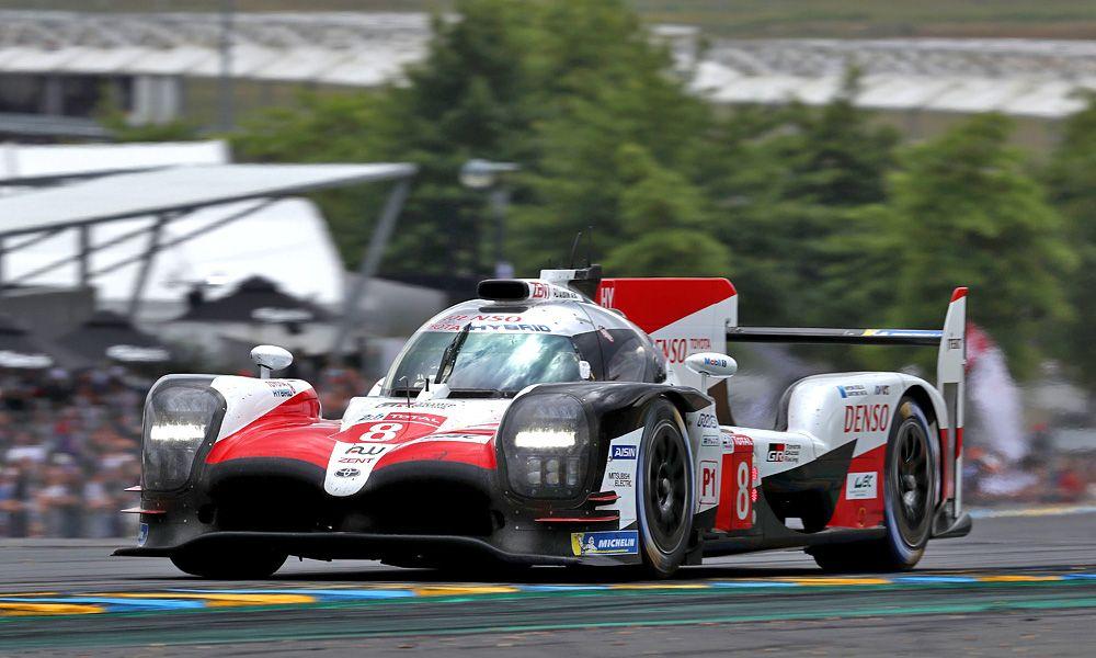 24 Heures du Mans 13-17/06/18 Le Mans - France LMP1 TOYOTA GAZOO RACING TS050