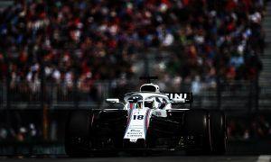 Williams drivers' uphill struggles persist in Canada