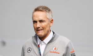 Martin Whitmarsh (GBR) McLaren Chief Executive Officer