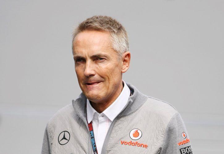 Martin Whitmarsh (GBR) McLaren Chief Executive Officer