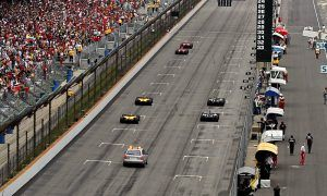 19.06.2005 Indianapolis, USA, The Michelin teams abandoned the race