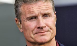 David Coulthard (GBR) Channel 4 F1 Commentator.
