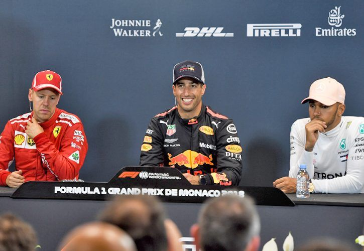 Daniel Ricciardo set for grid penalties in Montreal