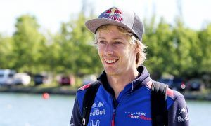 No worries for Hartley returning to track after crash