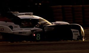 Toyota dominates the night as Nakajima puts #8 ahead
