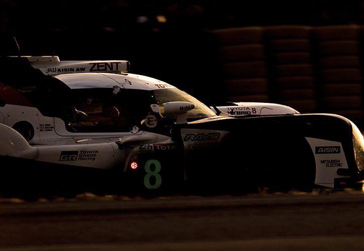 Le Mans: Sebastien Buemi (SUI) / Kazuki Nakajima (JPN) / Fernando Alonso (ESP) #08 Toyota Gazoo Racing Toyota