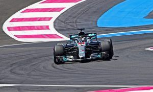 Hamilton stays on top but Bottas springs a leak in FP2