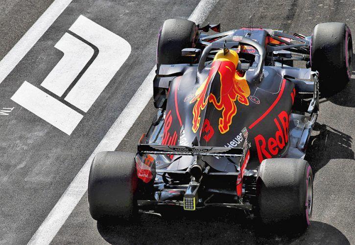 Ricciardo: I was a passenger in the vehicle