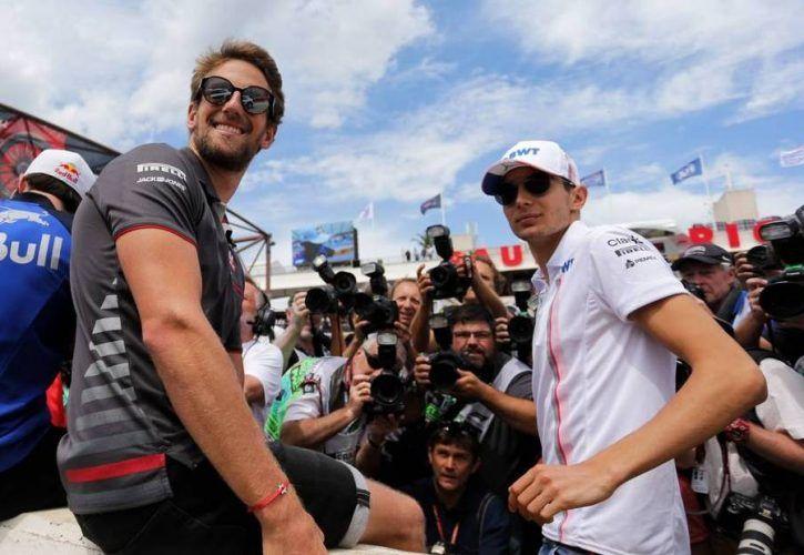 Haas F1 driver Romain Grosjean scores season best qualifying effort in Austria